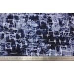 Штапель микро набивной ШМН джинс-020 С1